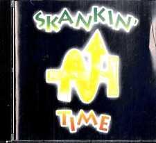 SKANKIN' TIME EP (4 tracks) CD Near Mint .cpx