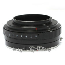 ON SALE!! Tilt lens Adapter Canon EOS Lens to Sony NEX camera NEX-5/3 A6000 5T