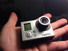 RAGECAMS 4MM MODIFIED Gopro HD hero3 WHITE NIGHT VISION CAMERA FULL SPECTRUM IR