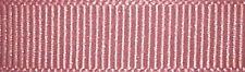 6mm Berisfords Dusky Pink Grosgrain Ribbon 20m Reel