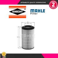 OX153D2 Filtro olio (MARCA-KNECHT,MAHLE)