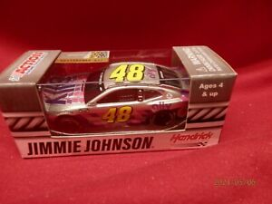 JIMMIE 2020 CAMARO #48 ALLY FINALE 1/64 IN STOCK