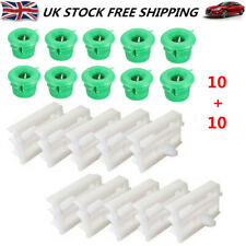 20x For BMW SIDE SILL SKIRT TRIM MOULDING CLIPS GROMMETS E36 E46 E90 E91 3Series