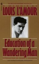 Education of a Wandering Man, Louis L'Amour, Good Book