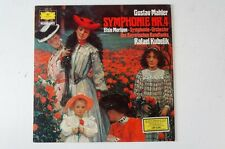 Mahler Sinfonie 4 Rafael Kubelik Symphonie Orchester des Bayerischen Rundf(LP29)