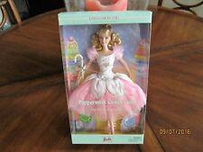"Barbie Peppermint Candy Cane The Nutcracker #57578 NRFB ""NEW"""