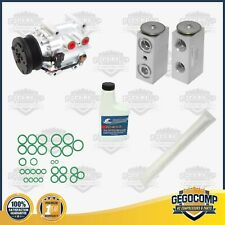A/C Compressor Kit Fits Jaguar S-Type 2004-2008 V8 4.2L OEM 77549
