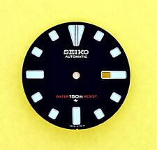 NEW SEIKO DIAL FOR SEIKO 4205 MIDSIZE SERIES DIVERS WATCH NR-041