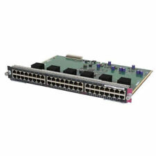 Cisco WS-X4648-RJ45-E, 1 Year Warranty and Free Ground Shipping