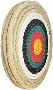 Traditional Solid Straw Archery Target Outdoor Sports for bow and arrow