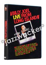 Billy Joel Live at Long Island DVD (1983) The Nylon Curtain Tour