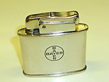 KW (KARL WIEDEN) AUTOMATIC POCKET LIGHTER WITH MOTIVE - 1951 - MADE IN GERMANY
