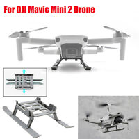 Heightened Tripod Foldable Landing Gear Protection For DJI Mavic Mini 2 Drone