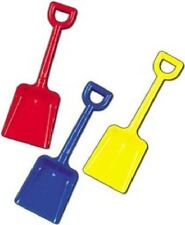 11'' Plastic Spade Scoop Assorted Colour Kids Children Beach Sand Toys Fun Gift