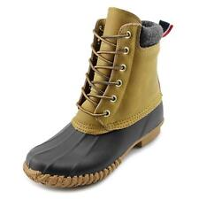 013d23df5c27 Tommy Hilfiger Russel Women US 6 Brown Snow Boot Pre Owned 1060