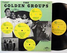 GOLDEN GROUPS Vol.38 LP Doo Wop Best of CHEX Records