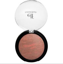 E.L.F Cosmeticos Studio Colorete Tierra, Fresón Baked Blush Rich Rose elf E169