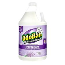 OdoBan Disinf & Laundry Sani - Concentrate & Air Freshener. 1 Gallon (Lavender)