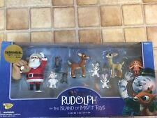 Rudolph Island of Misfit Toys Figure Collection - Memory Lane - 2000 - VERY RARE