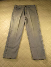 Carhartt Jeans Men's Traditional size 34-30 CLEAN Med.blue Perfectly broken-in