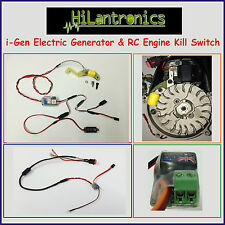 1/5 RC i-GEN Electric Generator/Kill switch combo Baja 5b 5T  Rovan Losi Elcon