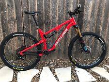 Santa Cruz 5010 D 2017/Fox Factory 34 Kashima Schwalbe Mountain Bike-LG 27.5