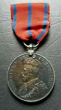 Coronation (Police) Medal 1911, St. Johns Ambulance, named to Pte W. J. Ireland