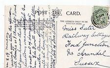 Genealogy Postcard - Ancestor History - Suter - Near Arundel - Sussex   W830