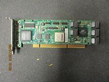 3WARE - 9550SXU-8LP -64-bit/133MHz PCI-X SATA II (3.0Gb/s) Raid Controller Card