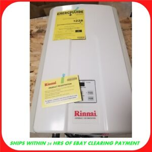 Rinnai V94IN 9.8 GPM 199,000 BTU Non-Condensing Tankless Water Heater Nat'l Gas