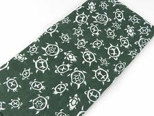 Japanese traditional towel TENUGUI  Tortoise NEW COTTON MADE IN JAPAN