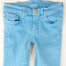Seven 7 for All Mankind CRISTEN Stretch The Classic Skinny Blue Jeans W27 L32