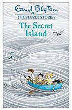 The Secret Island (Secret Series) New Paperback Book Enid Blyton