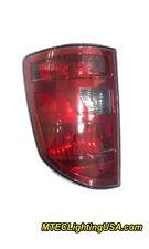 TYC Left Side Tail Light Lamp Assembly for Honda Ridgeline 2009-2011 Models