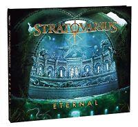 Stratovarius Eternal 2015 Limitierte Edition CD+DVD Digibook Set Neu/Verpackt