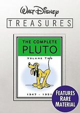 Walt Disney Treasures: The Complete Pluto Volume 2 - 1947 - 1951 (DVD, 2006)