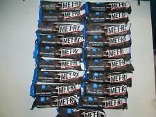 Met-RX Bar LOT 18 32g Protein Meal Replacement Big100 Super Cookie Crunch READ