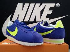 DS 2016 NIKE CLASSIC CORTEZ NYLON AW UK10 EU45 ROYAL OG GUMP BASIC AIR MAX RARE