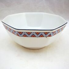 """Imperial Treasure Collection Fine China TRANQUILITY Octagonal Bowl(s) 5 1/2"""" EXC"""