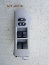 07 - 11 TOYOTA YARIS 4D RHD RIGHT HAND SIDE DRIVE MASTER POWER WINDOW SWITCH