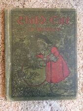 Child Life An Illustrated Vintage Primer 1920 By Etta And Mary Blaisdell