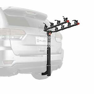 Brand New Allen Sports 4-Bike Hitch Racks for 2 in. Hitch Deluxe