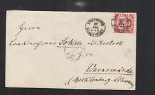 Einzelfrankatur-Briefmarken aus dem altdeutschen Baden (bis 1945)
