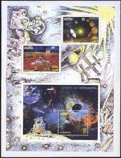 Albania 2009. Europa CEPT Astronomy Space. Booklet MNH