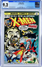 X-Men 94 CGC 9.2 White Pages