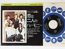 "THE GRASS ROOTS Two Divided By Love / Let It Go HR-2922 JAPAN 7"" 016"