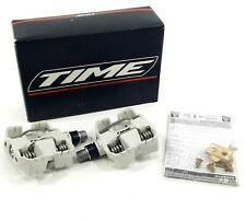Time ATAC MX 6 Atac Clipless Pedals & Cleats, White