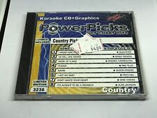 SOUND CHOICE KARAOKE POWER COUNTRY PICKS VOL 113 CD+G 3236