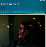 STAN GETZ Getz Au Go Go 1964 (Vinyl LP) MONO