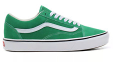 Vans Old Skool comfycush zapatos de gamuza VN 0 a 3 wmatfi a distancia Green lo Top